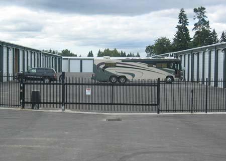 Executive RV Storage: 12194 Ehlen Rd NE, Aurora, OR