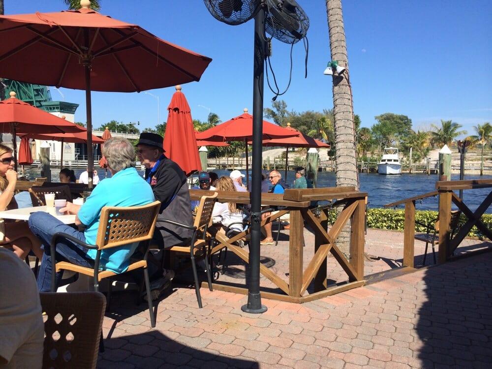 Great food great atmosphere yelp - Waterway cafe palm beach gardens ...