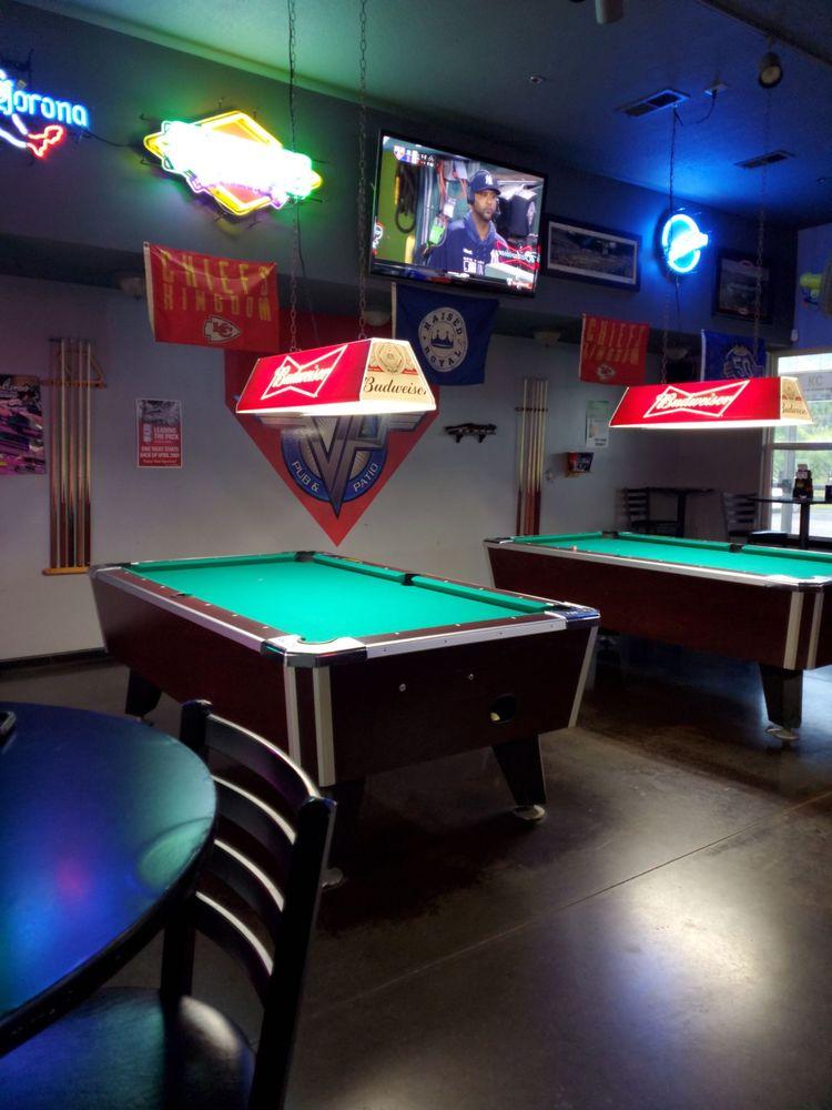 Valley Pub & Patio: 640 Yennie St, Grain Valley, MO