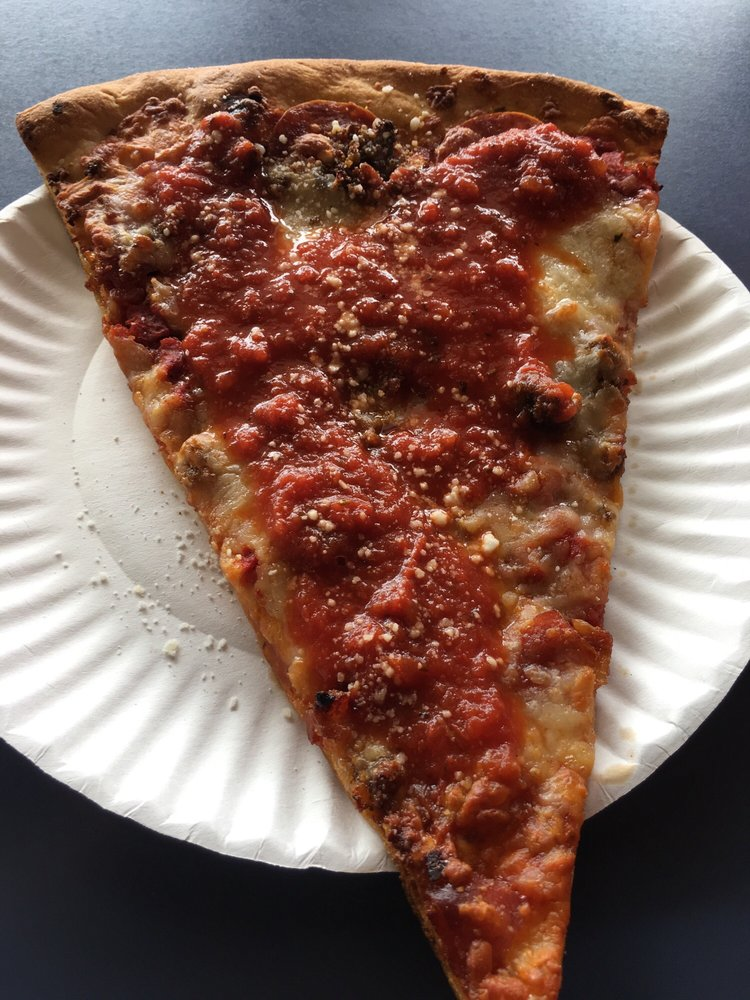 Palumbo Pizza: 1531 Lehigh St, Allentown, PA