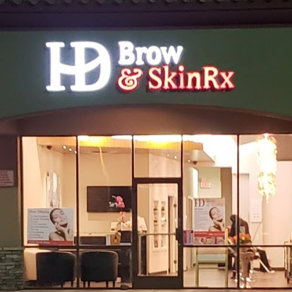 HD Brow & SkinRx
