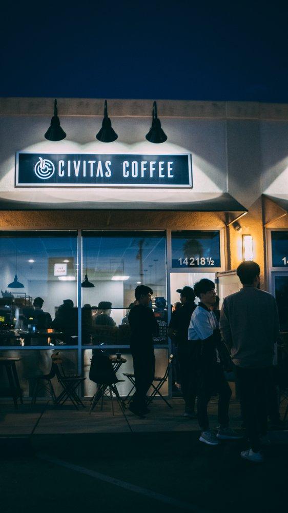 Social Spots from Civitas Coffee