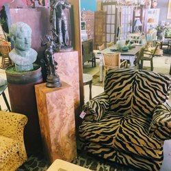Photo Of Furniture Flip Consignment   Pinson, AL, United States. Tiger  Striped Club