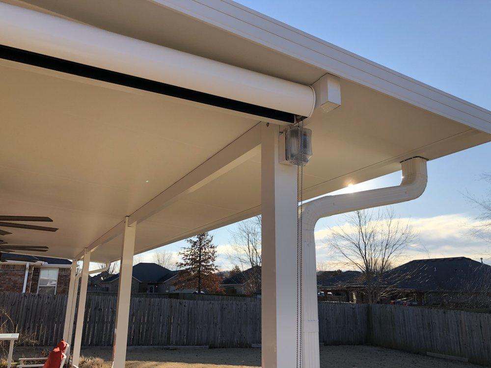 Ozark Sunrooms & More: 850 E Henri De Tonti Blvd, Springdale, AR