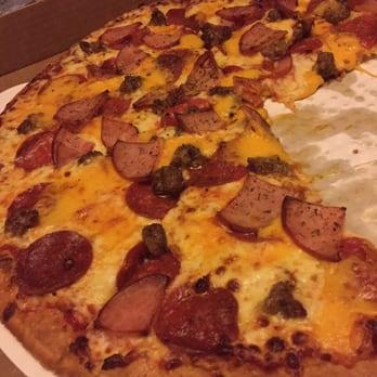 Klondike Pizza Kitchen Menu
