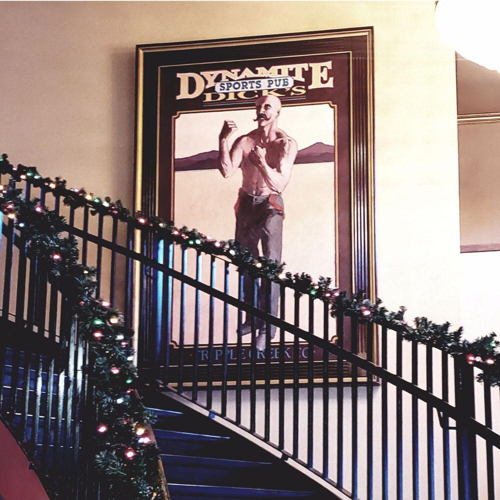 Dynamite Dick's: 256 E Bennett Ave Cripple Crk, Cripple Creek, CO