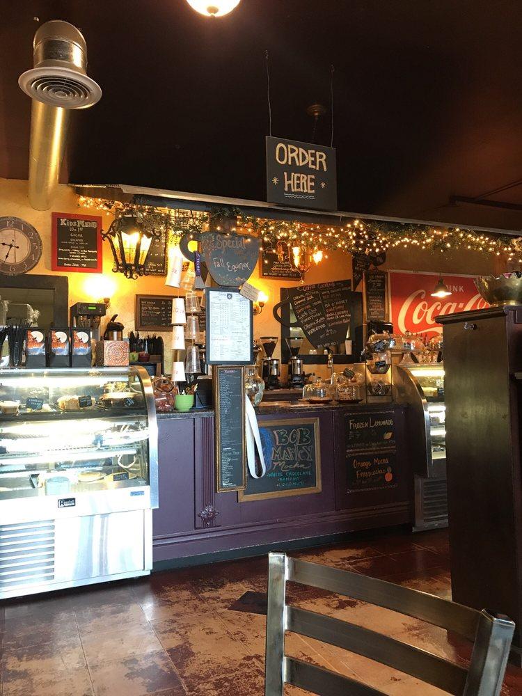 Crema Cafe: 111 N College St, Grangeville, ID
