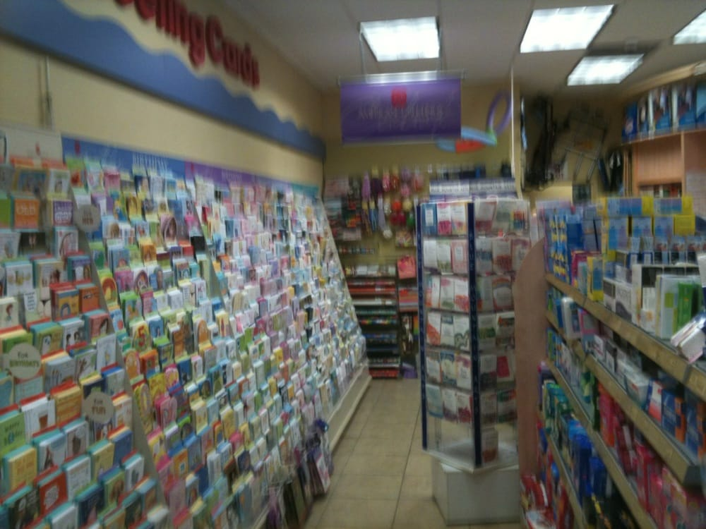 Card section american greetings and others yelp photo of chelsea drug store st thomas virgin islands us virgin islands m4hsunfo