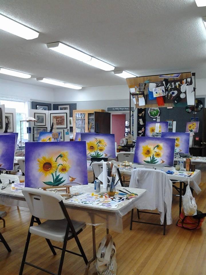 Artist Studio Association Art Classes 620 Se Hwy 101