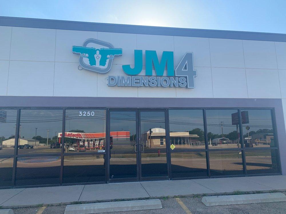 JM4 Dimensions: 3250 S Treadaway Blvd, Abilene, TX