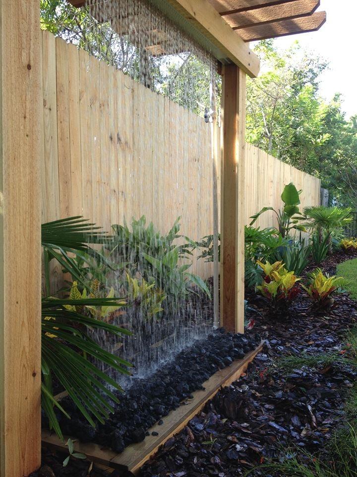 Photo Of Rowanoak Premier Outdoor Living Jacksonville Fl United States Rain Curtain