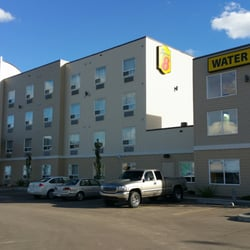 Photo Of Super 8 Hotel Lloydminster Sk Canada They Have A Waterslide