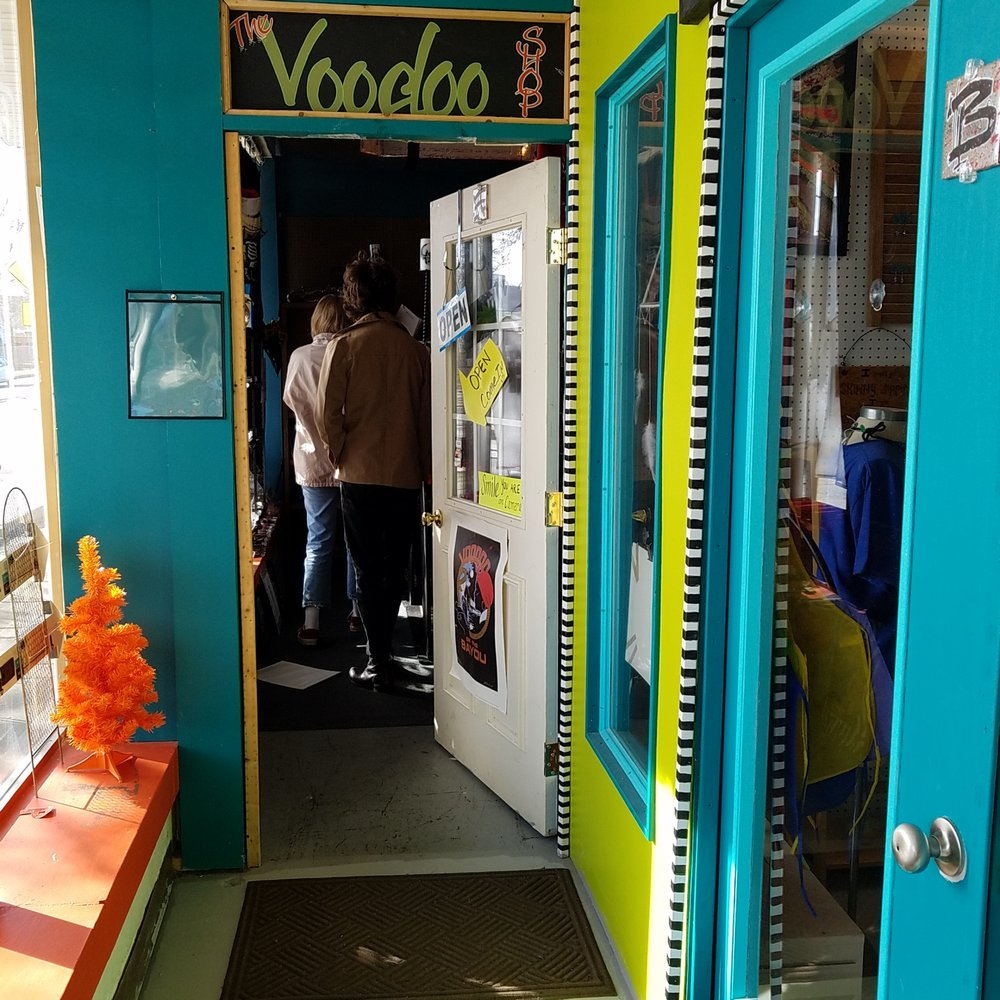 The Voodoo Shop: 222 W 2nd St, Bloomington, IN