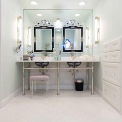 Photo Of Blue Diamond Remodeling   Round Rock, TX, United States. White  Marble. White Marble Bathroom