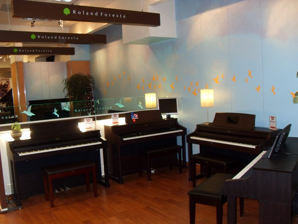 Grand Strand Piano Center: 10177 N Kings Hwy, North Myrtle Beach, SC