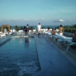 Photo Of Tiffany Hotel Miami Beach Fl United States The Rooftop Pool