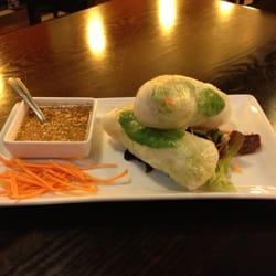 Photo Of Celadon Thai Cuisine   Springfield, VA, United States. Garden  Rolls.