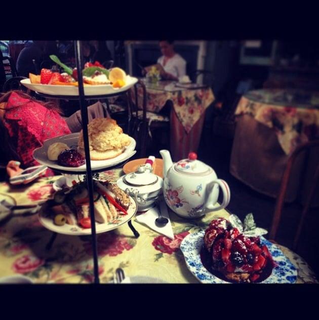 Peekskill Tea Room