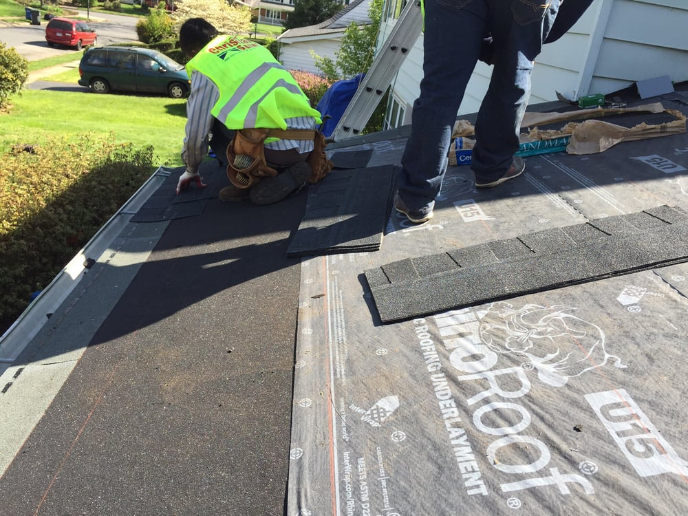Roof Replacement Yelp