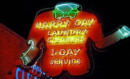 Happy Day Laundry and Cleaners