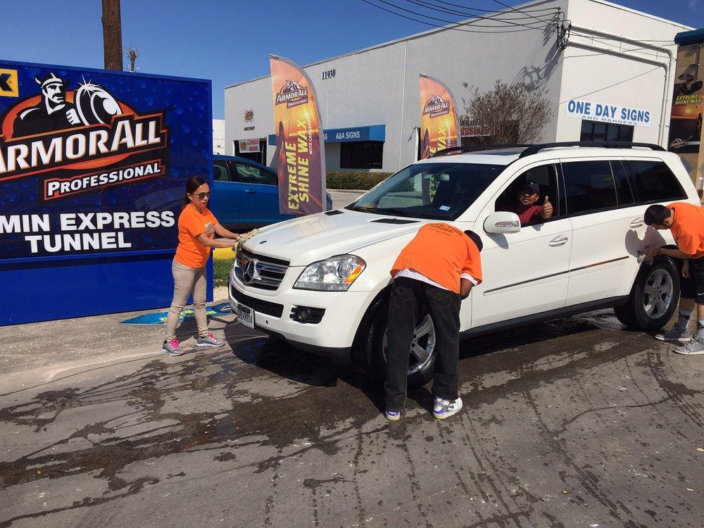 Blossom Car Wash