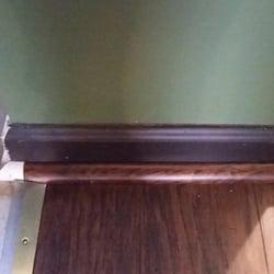 Photo Of Luna Flooring Gallery   Addison, IL, United States. Part White Mldg