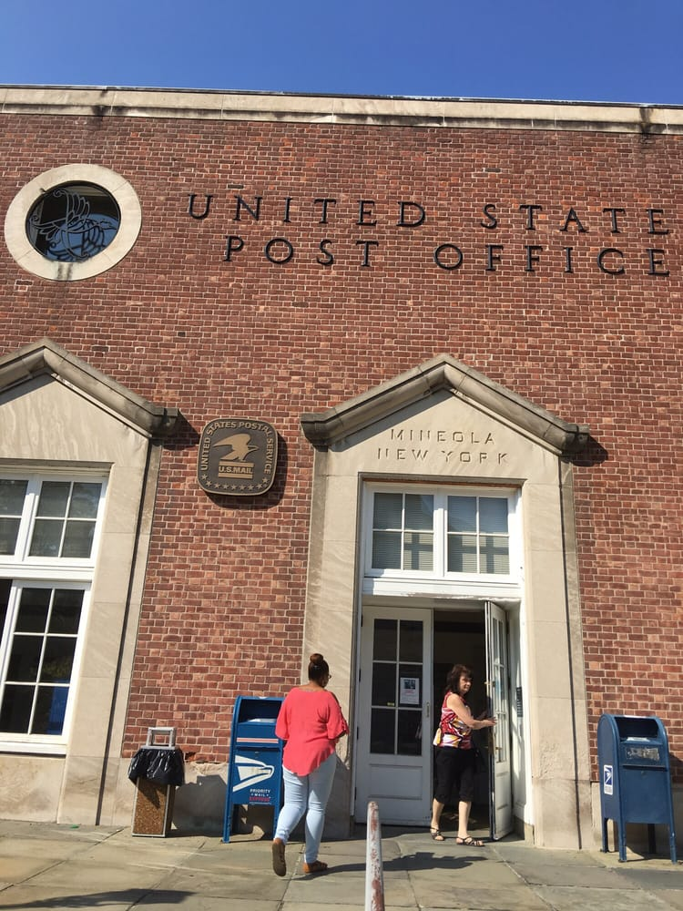 Us post office post offices 160 1st st mineola ny phone number