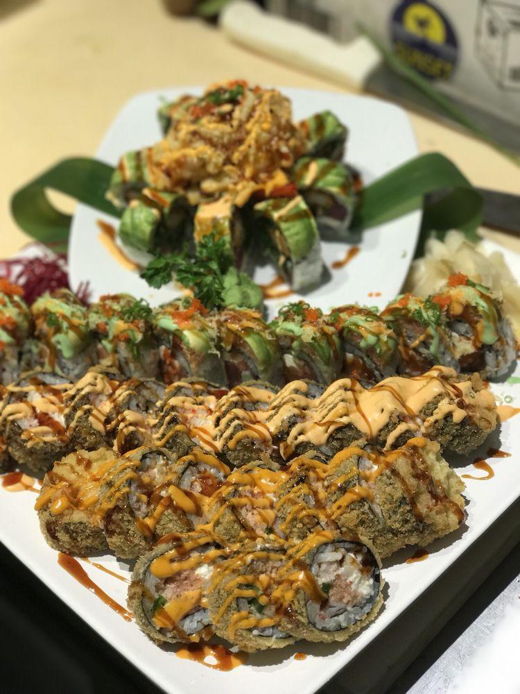 Nori Thai and Sushi Restaurant