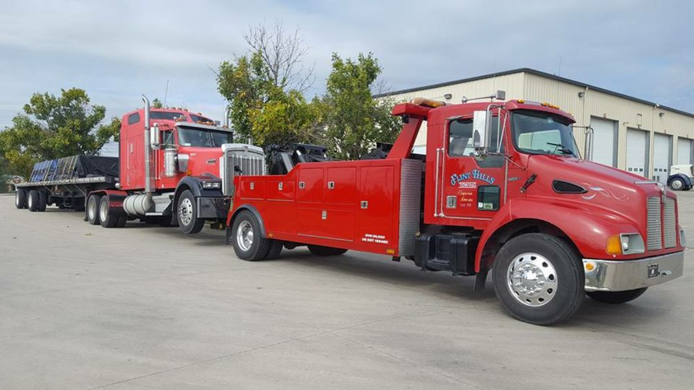Towing business in Emporia, KS