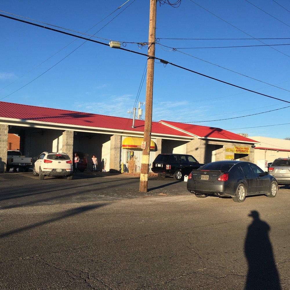 Car Wash Express: 48 Kenmore St, Harrisonburg, VA
