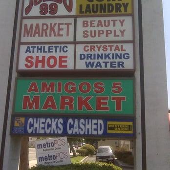 Amigos Market Long Beach