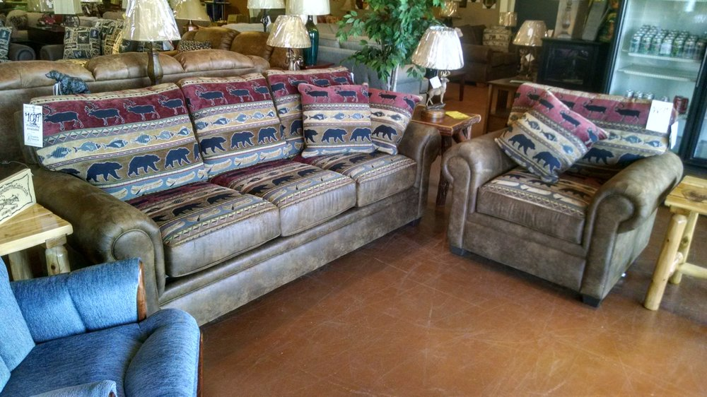England Furniture Sofa In Deer Valley Canyon Pinto Tobacco
