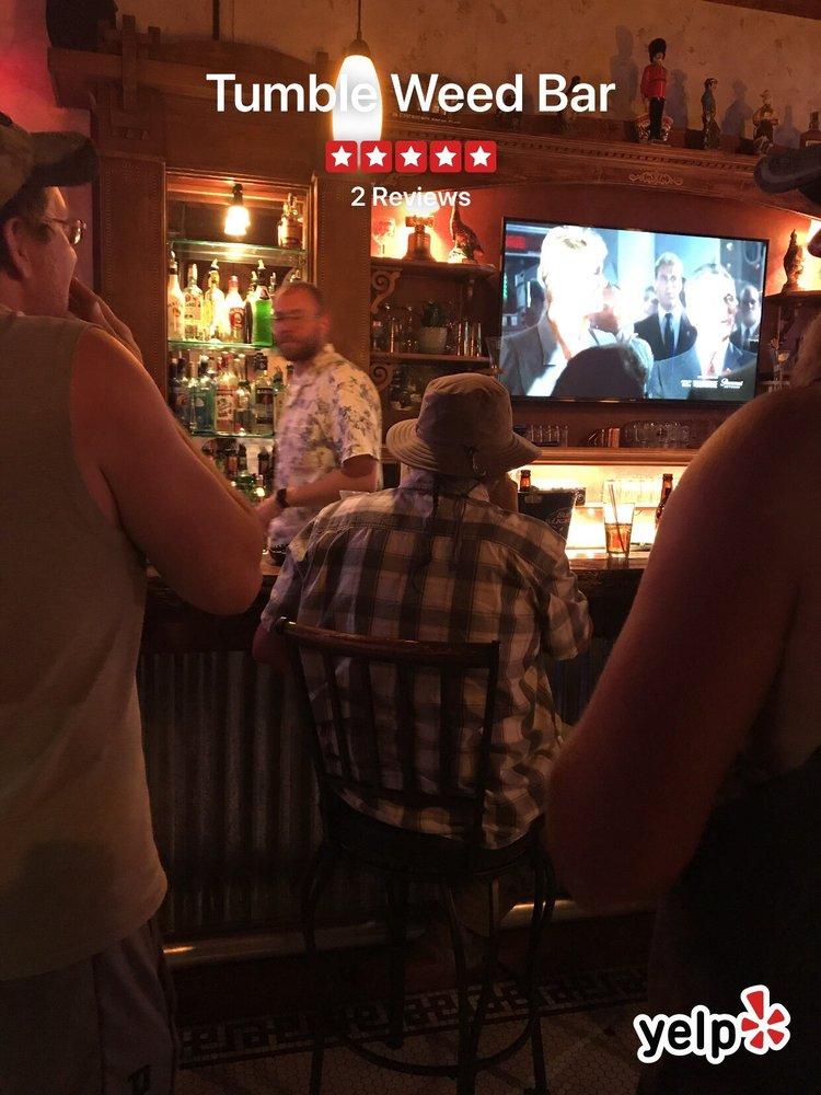 Tumble Weed Bar: 40 W Pacific, Blackfoot, ID