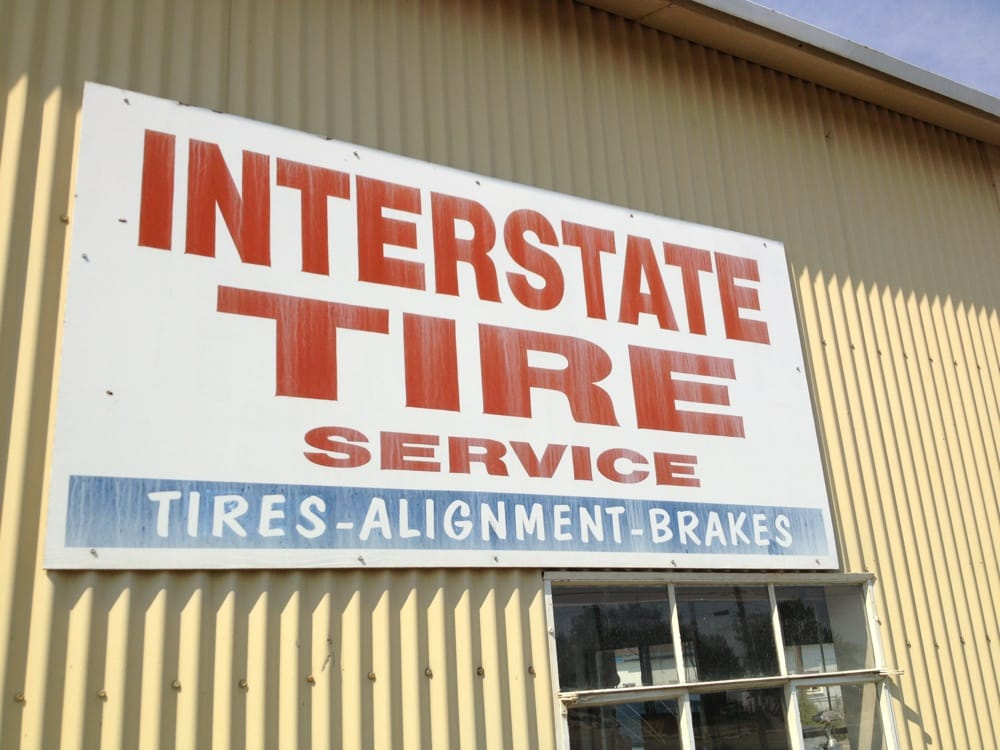 Interstate Tire Service: 698 E South St, Powell, WY