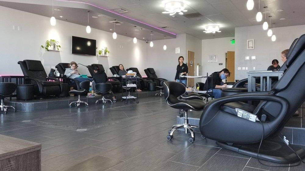 Eco Friendly Nail Salon: 3190 Arden Way, Sacramento, CA