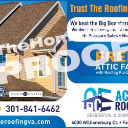 Photo Of Ace Roofing   Fairfax, VA, United States
