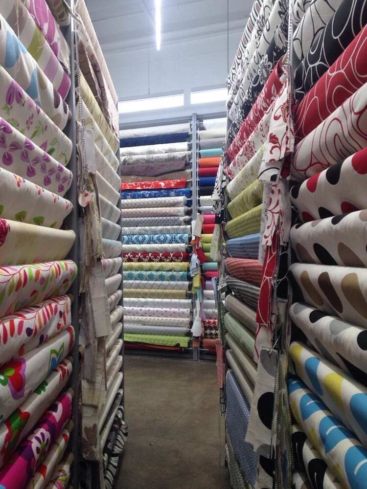 Mood fabrics 233 reviews 73 photos fabric stores for Fabric outlet near me