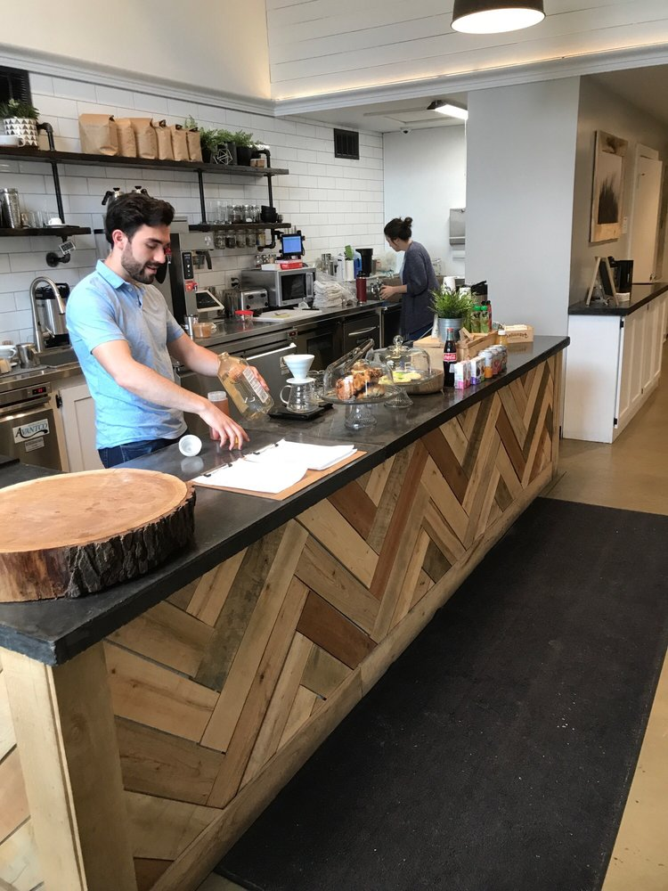 Heartwood Coffee Roasters: 46 Ravenna St, Hudson, OH