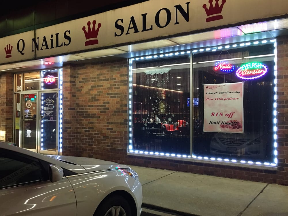 Photos for q nails salon yelp for A q nail salon collinsville il