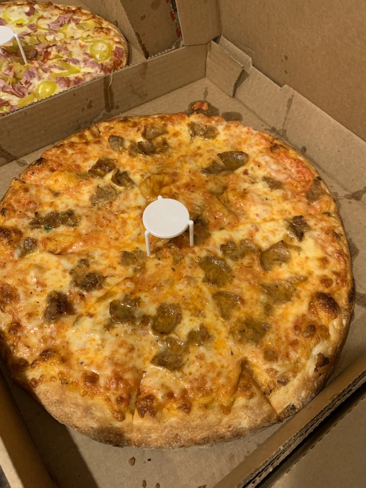 Big Guys Pizza: 3600 Brownsville Rd, Pittsburgh, PA