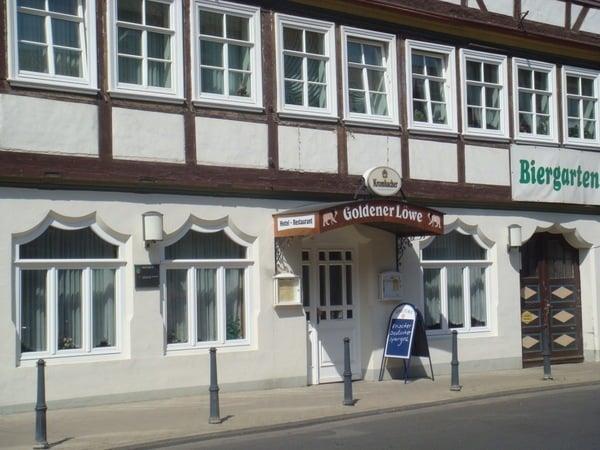 Goldener Löwe - German - Breite Str. 38, Northeim, Niedersachsen ...