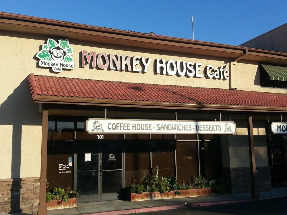 Monkey House Cafe Huntington Beach Ca