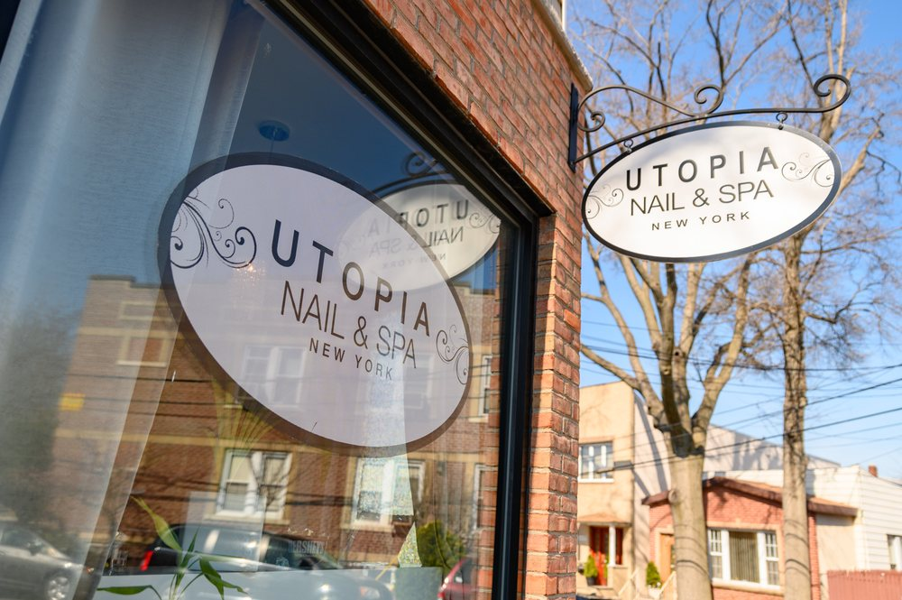 Utopia Nail & Spa New York
