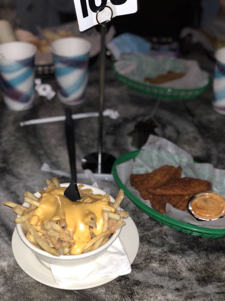 Food from Inkwell Coffee House