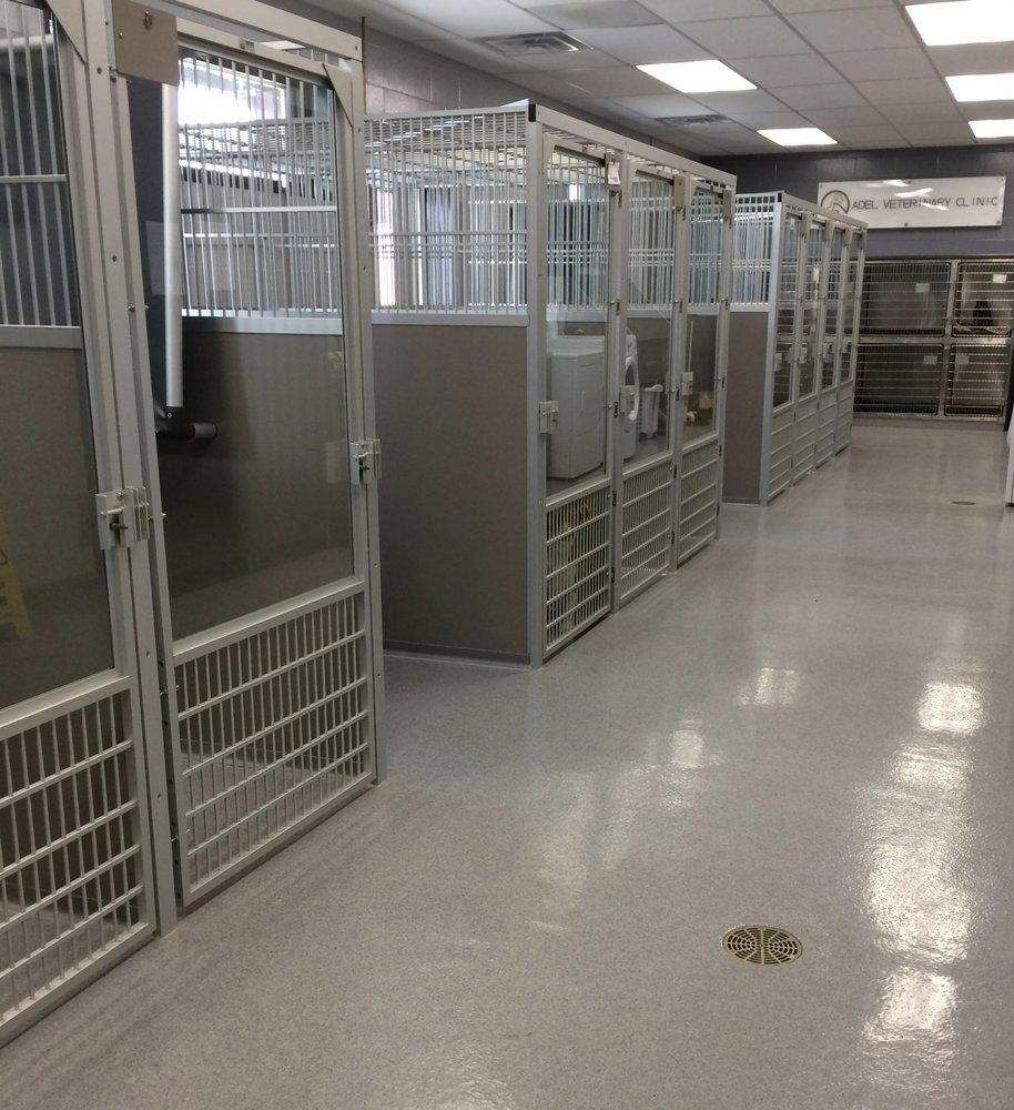 Adel Veterinary Clinic: 619 Greene St, Adel, IA