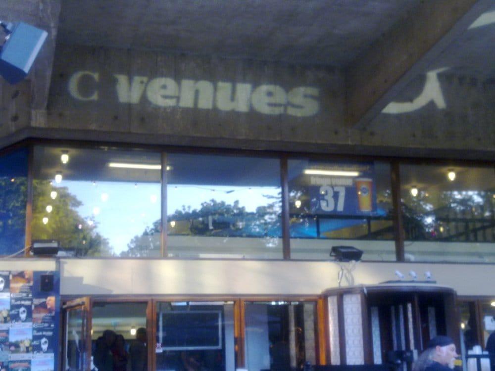 C Plaza Fringe Venue
