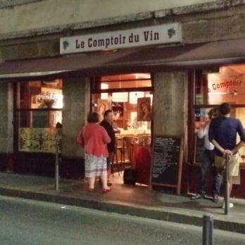 Le comptoir du vin 24 photos 59 reviews french 2 for Salon du vin lyon