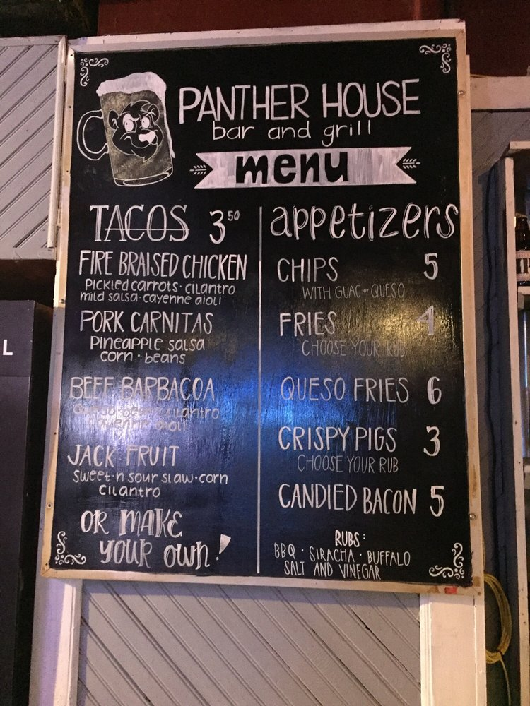 Panther House Bar & Grill