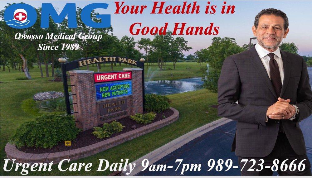 Owosso Medical Group: 200 Health Park Dr, Owosso, MI