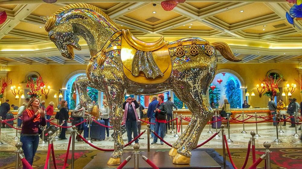 May | 2011 | Sitearm |Las Vegas Bellagio Hotel Lobby